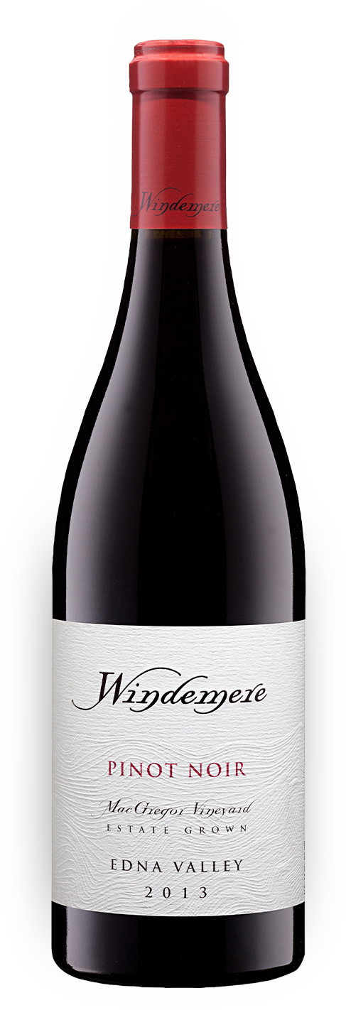 Windemere Pinot Noir Edna Valley