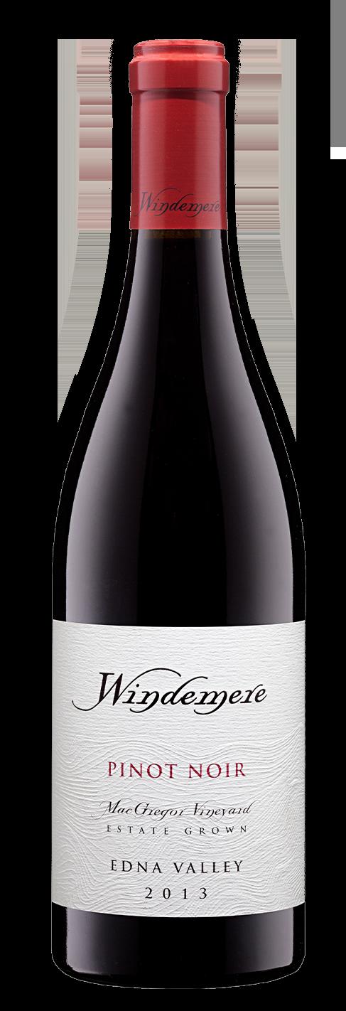 Windemere Pinot Noir Edna Valley